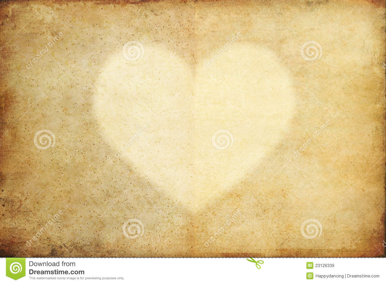Old Grunge Paper With Heart Royalty Free Stock Images ...