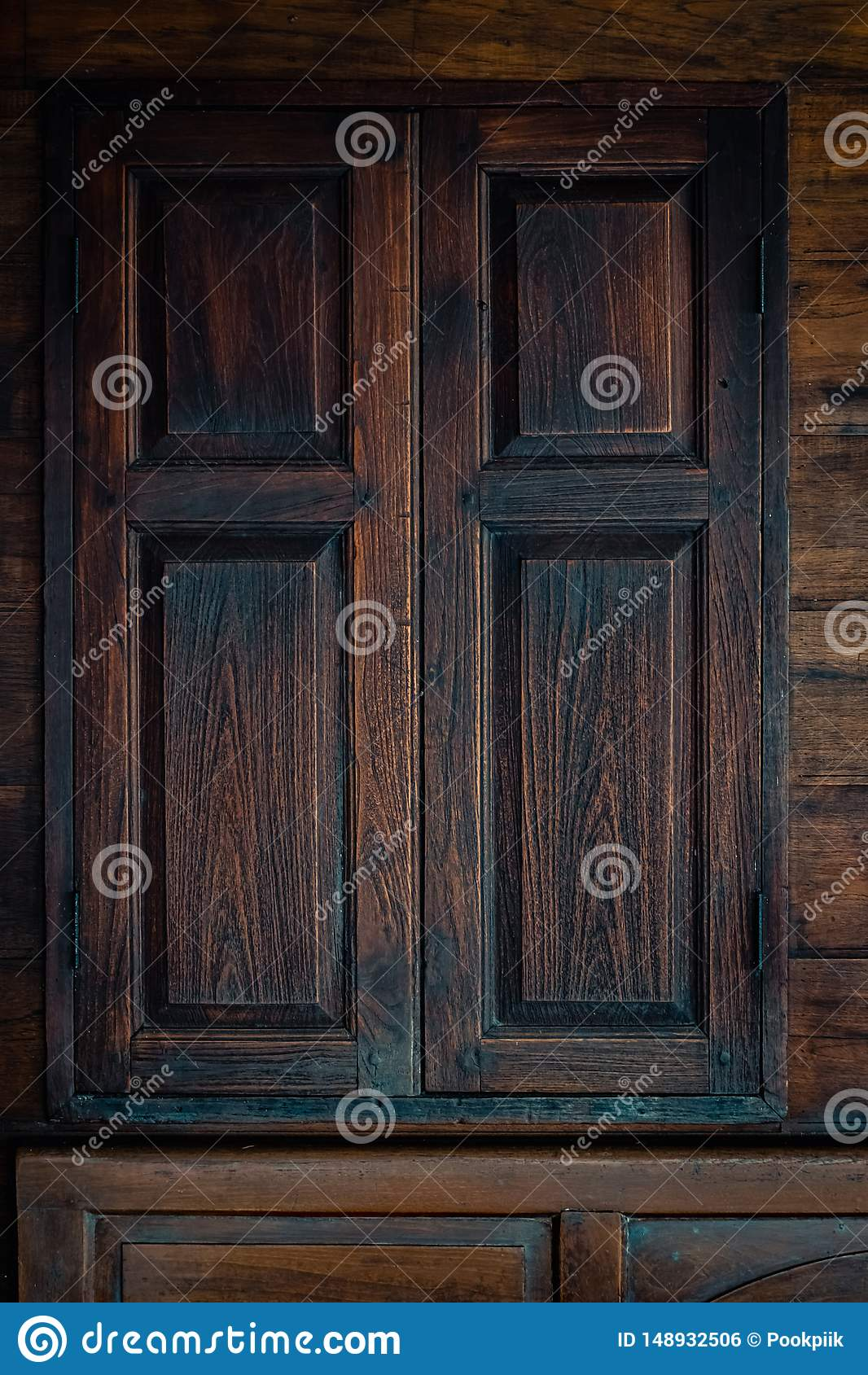 Old Grunge Wood Simple Window Wooden Surface Stock Photo Image Of Gate Design 148932506