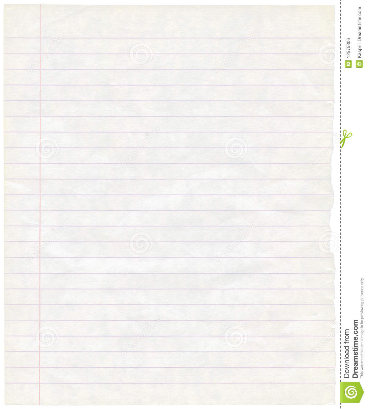 Old Grungy Note Paper Sheet Texture Background Royalty