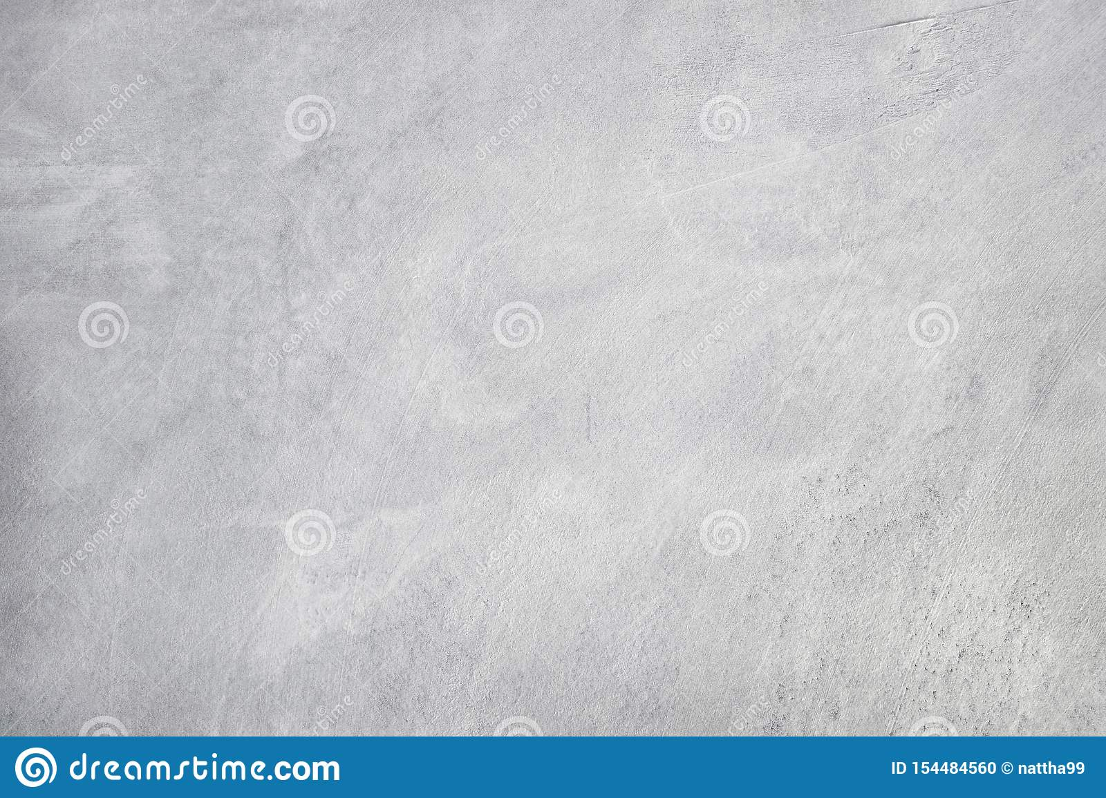 Old grungy texture, white grey color concrete cement wall with detail of rough stucco and crack for background and design art work