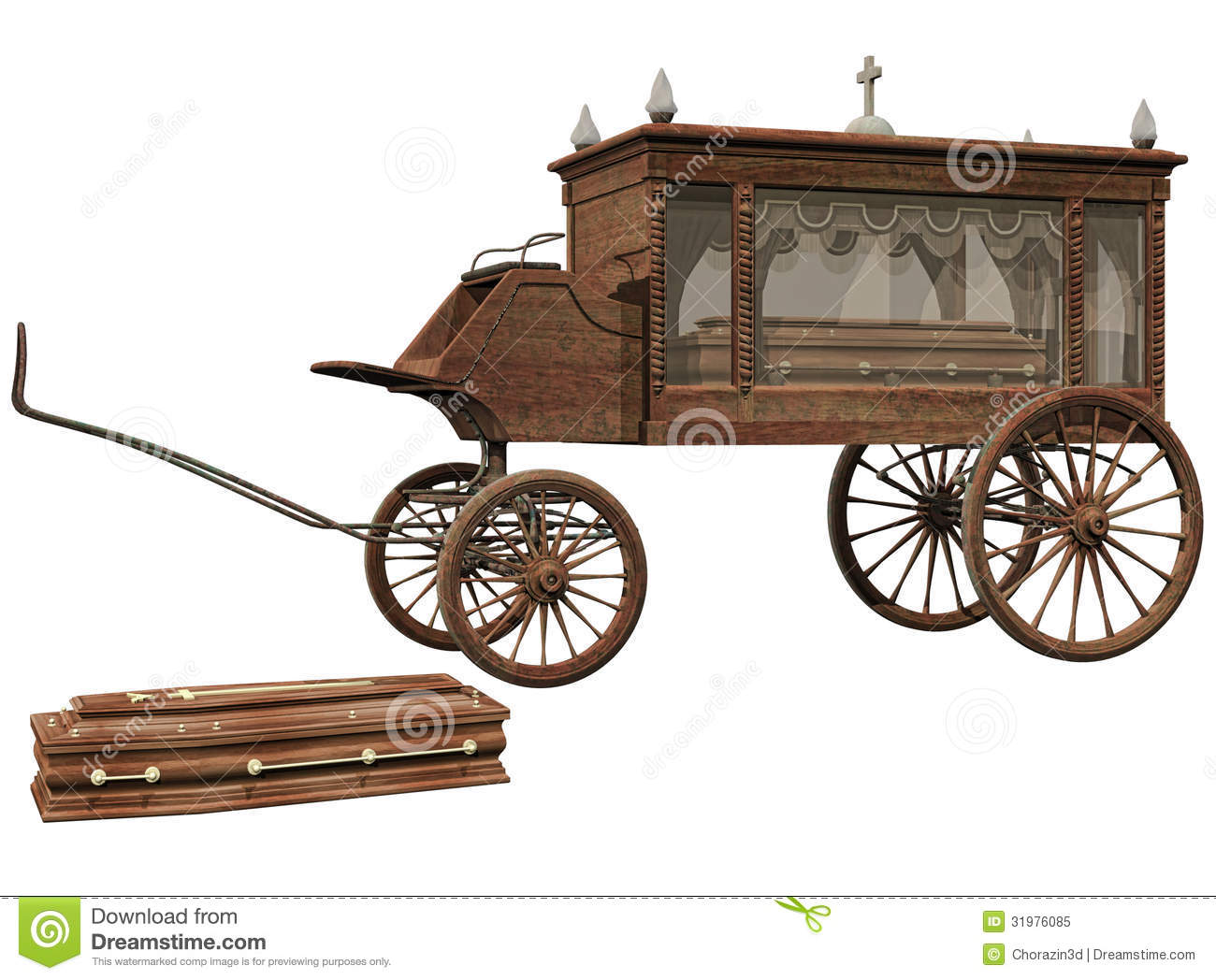 old hearse and coffin stock illustration illustration of vintage coffin clipart black coffin clipart
