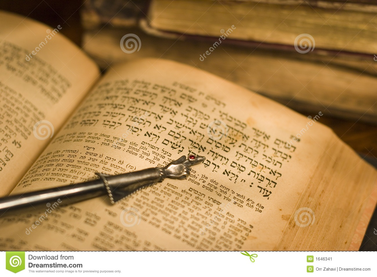Judaism Bible Old Hebrew Bible And P...