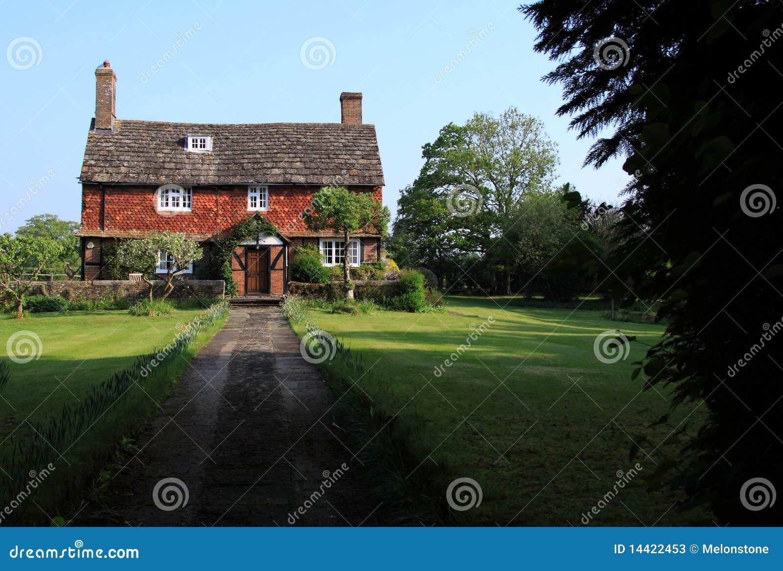 Old Historic English Farmhouse Stock Photos Image 14422453
