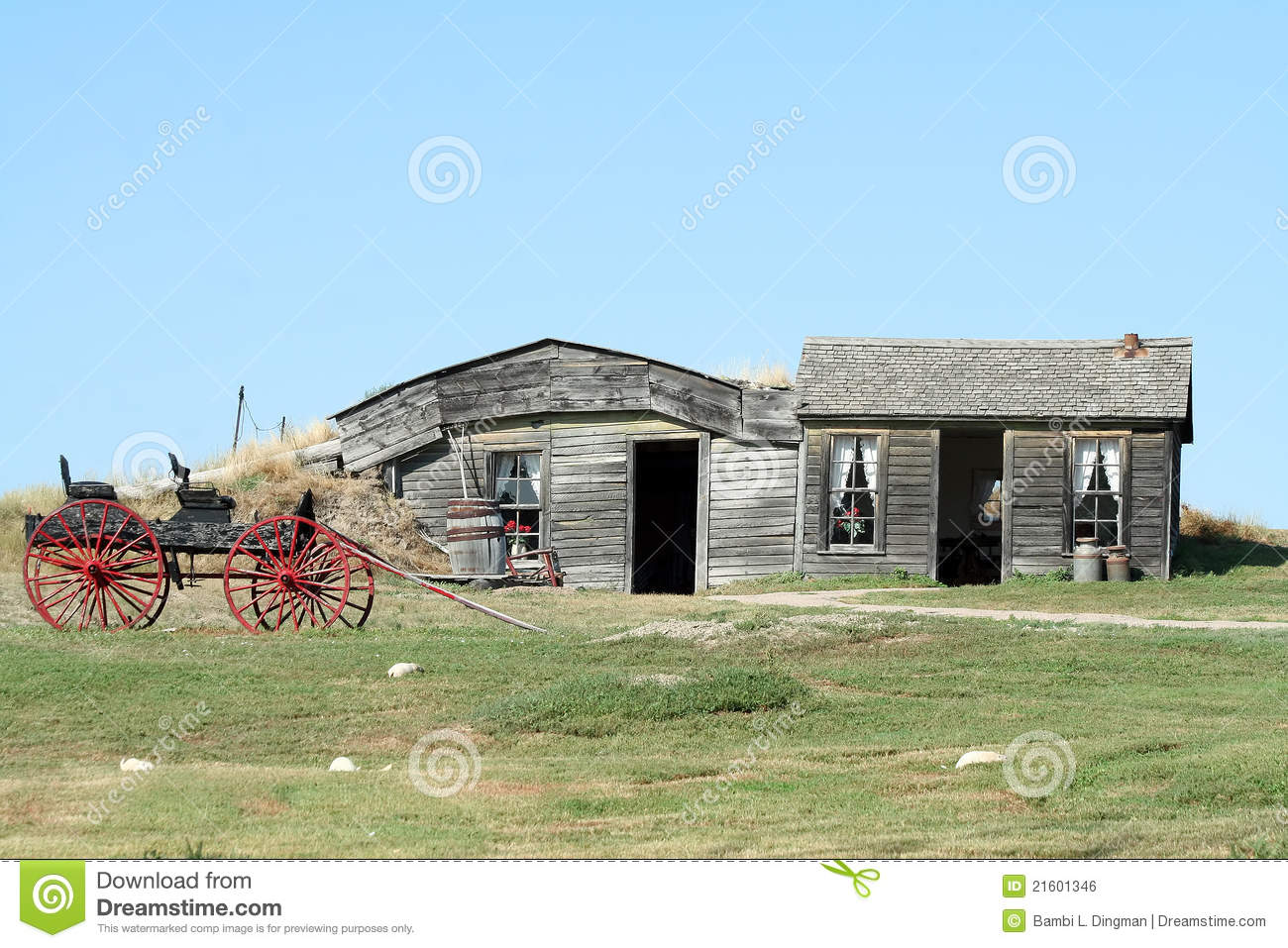 Old homestead royalty free stock image image 21601346 for Free homestead
