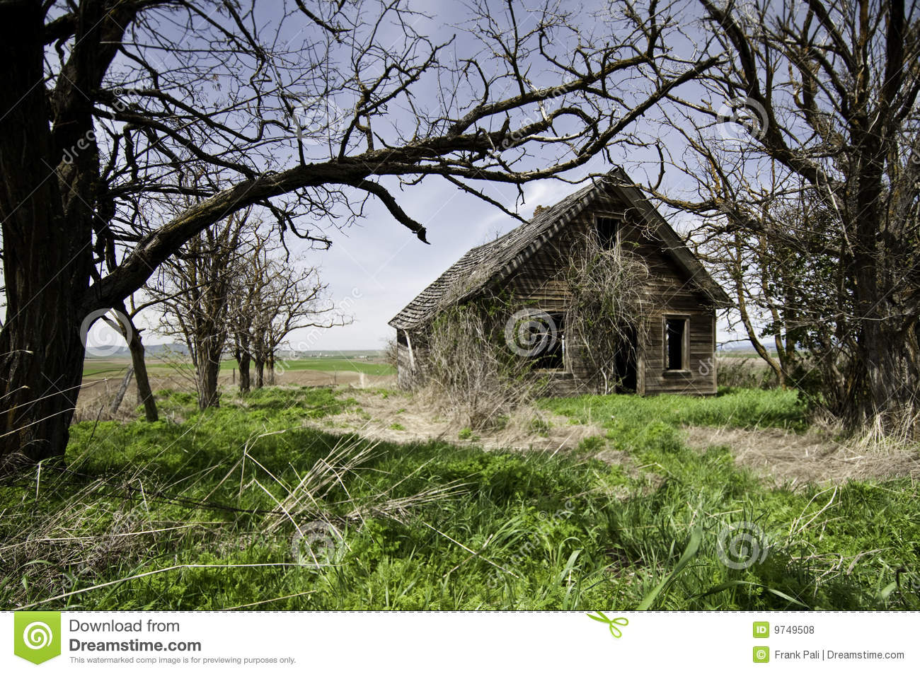 Old homestead stock photo image of grunge spooky home for Free homestead