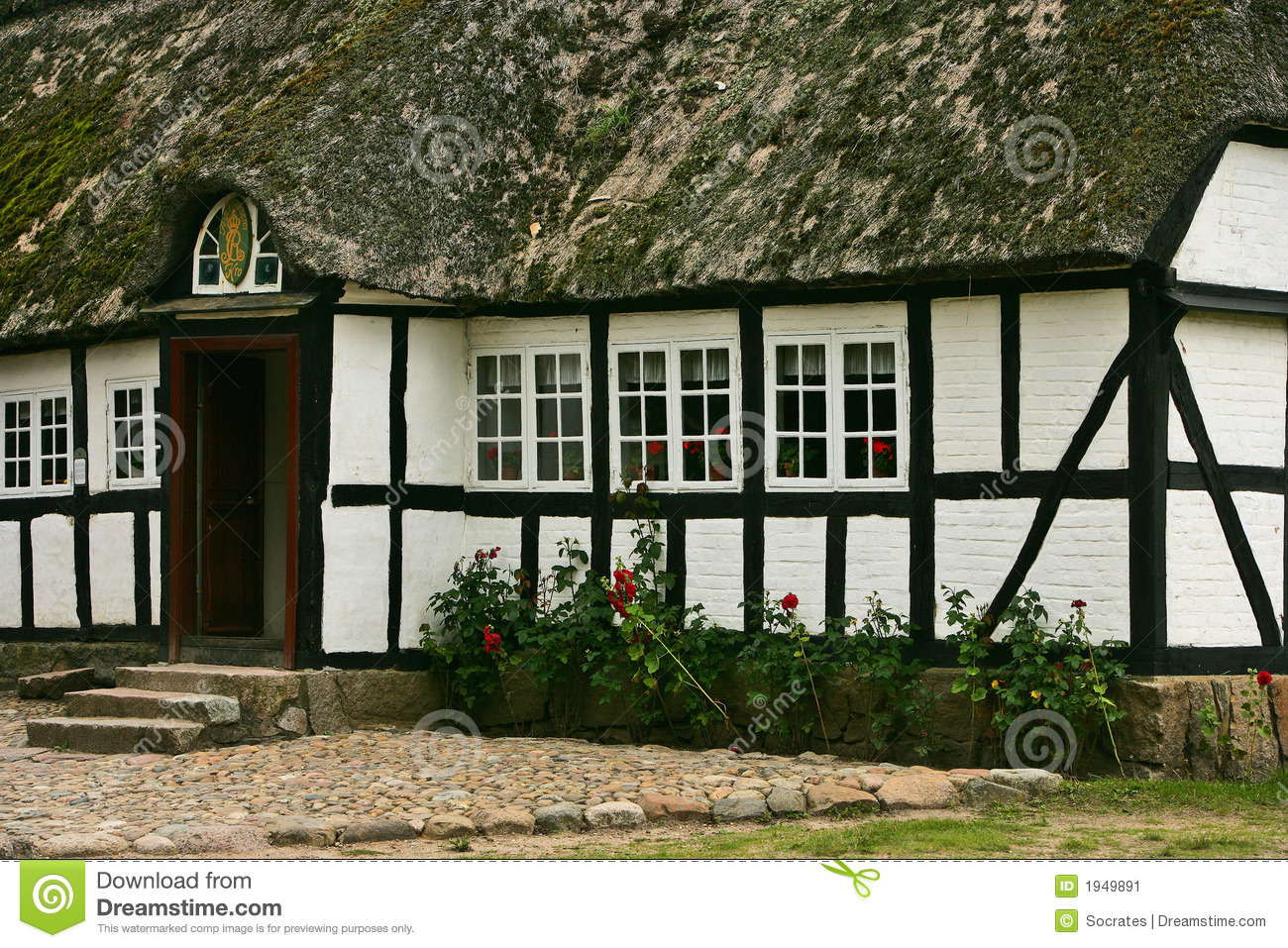 Old house from 1700