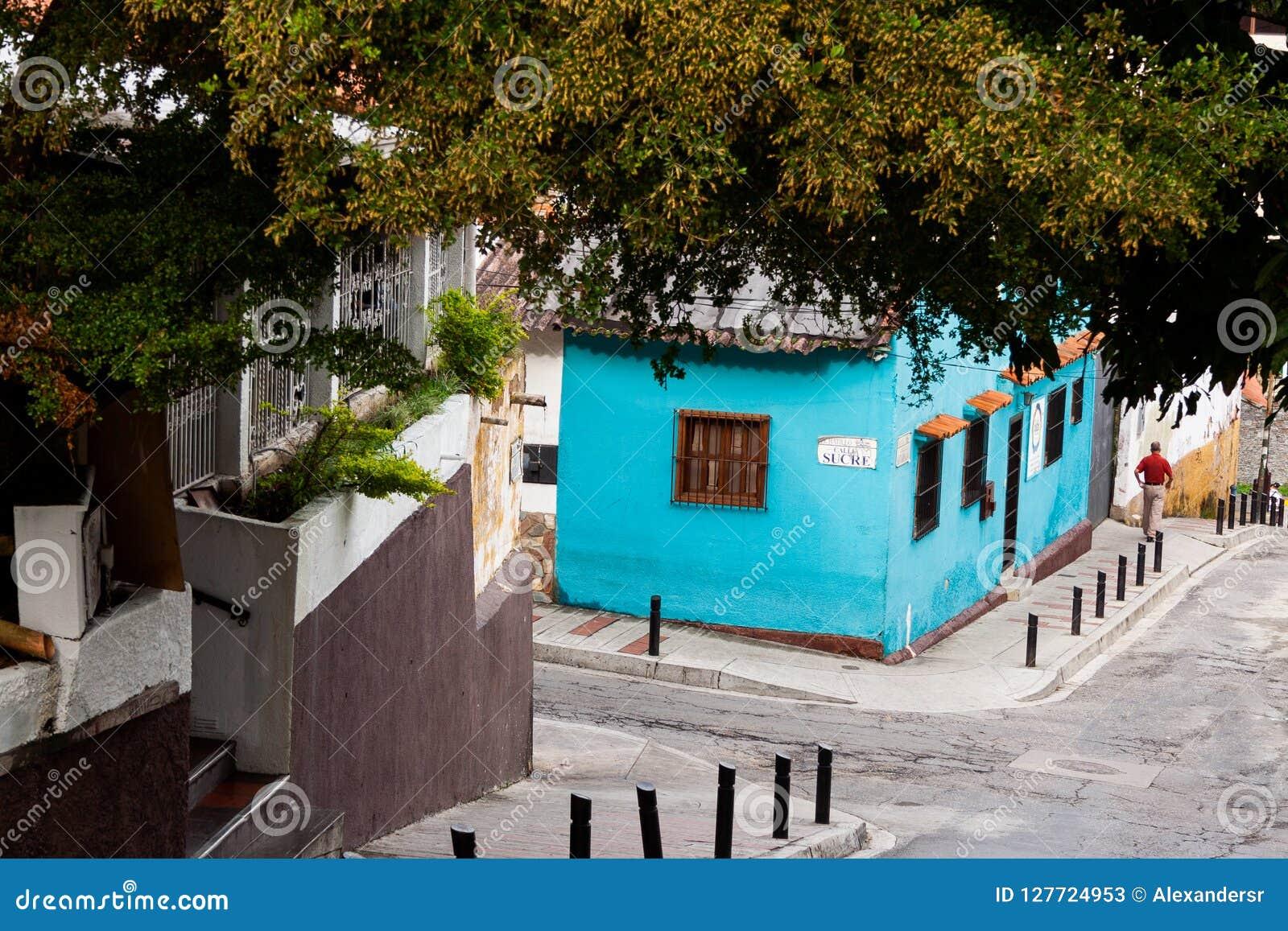 Old House El Hatillo Miranda State Caracas Venezuela
