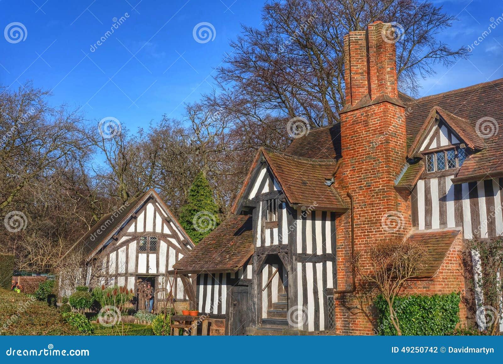 Old House Stock Photo - Image: 49250742