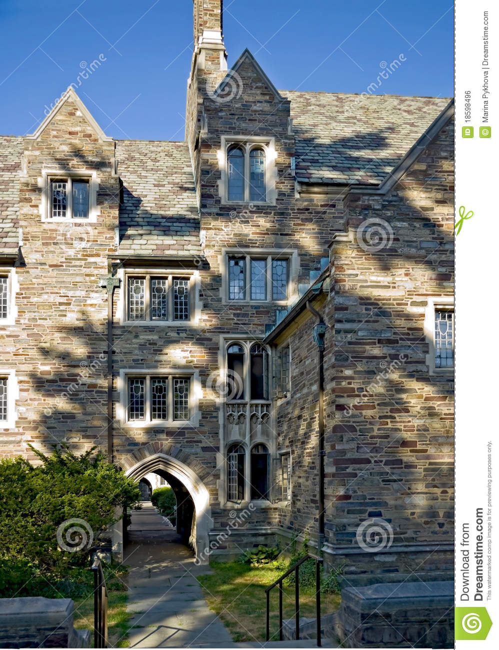 Old house in princeton royalty free stock image image for The princeton house