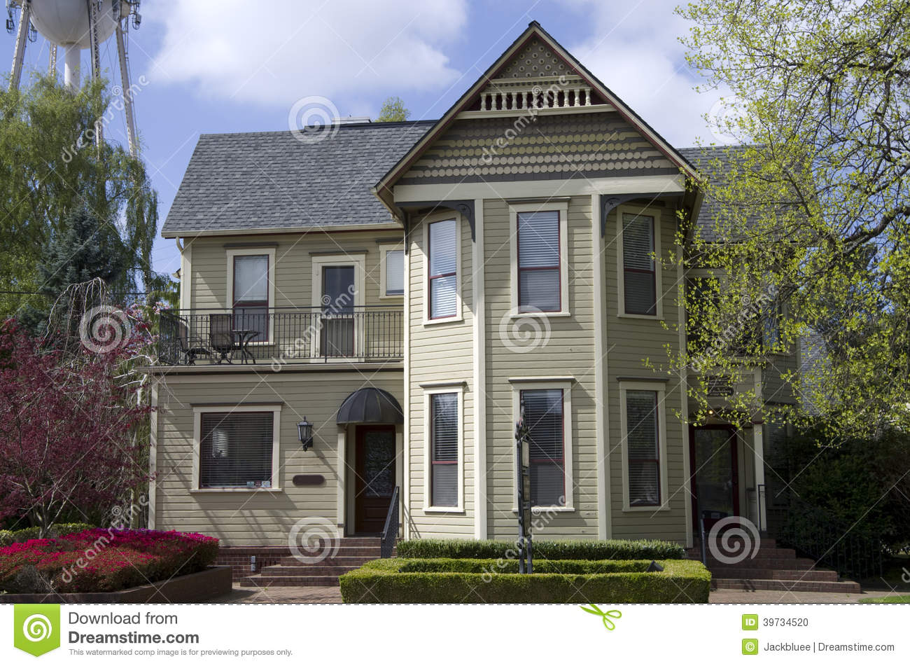 Old House Stock Photo Image Of Architecture Town Real