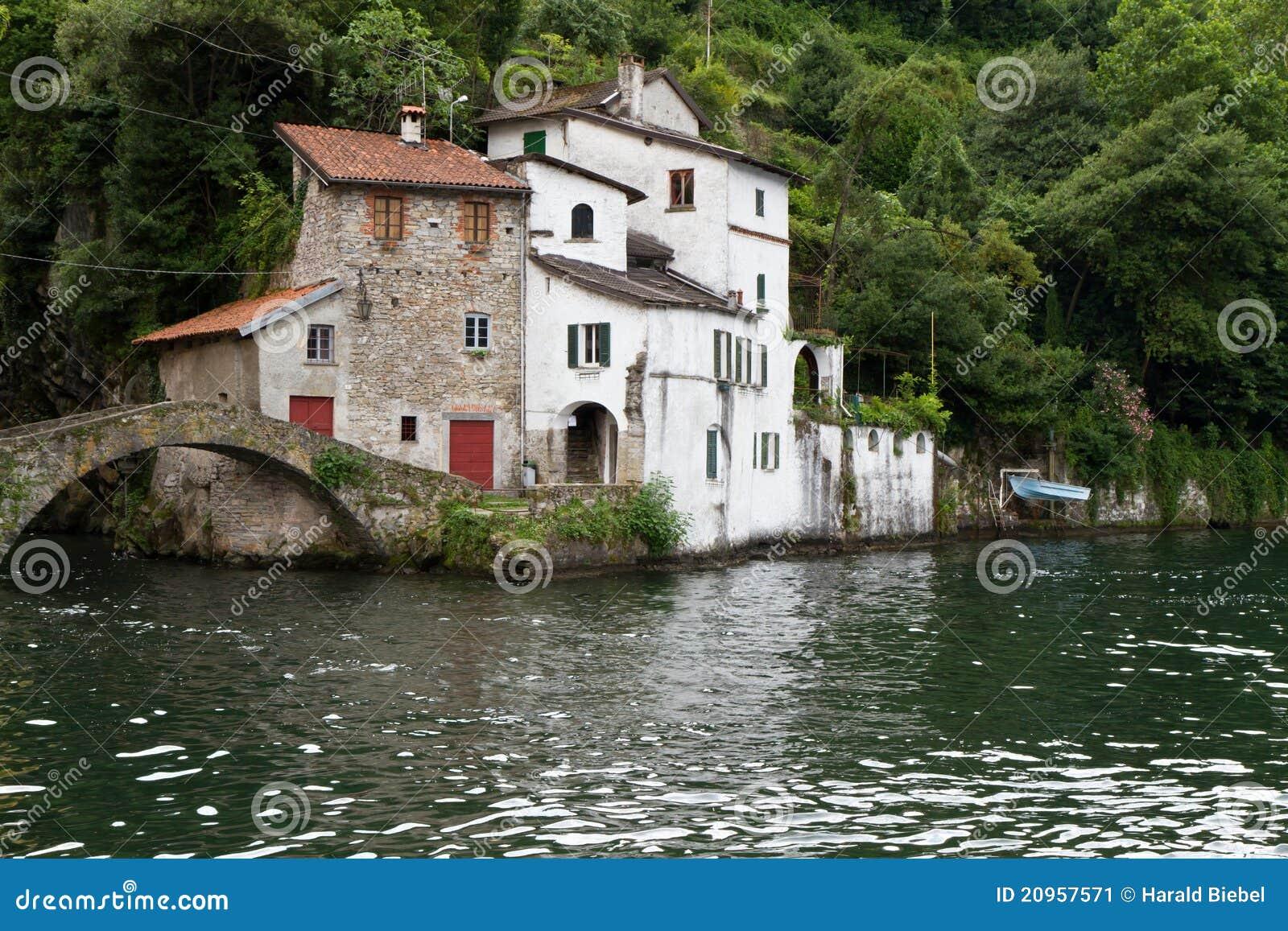 Historic Villas On Lake Como