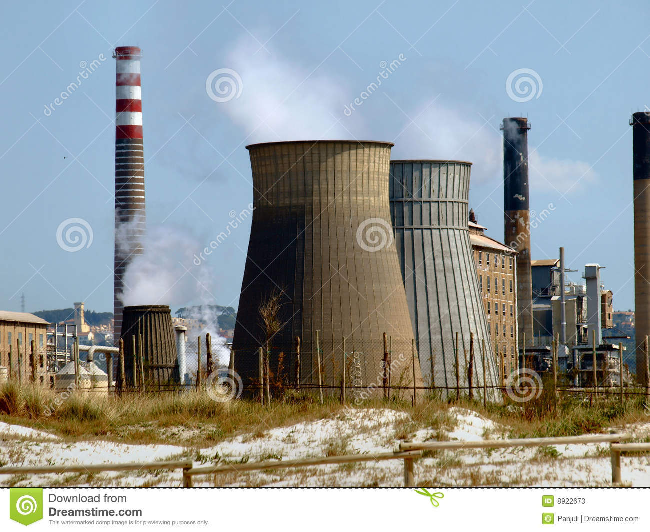 Old Industry Stock Photos - Image: 8922673