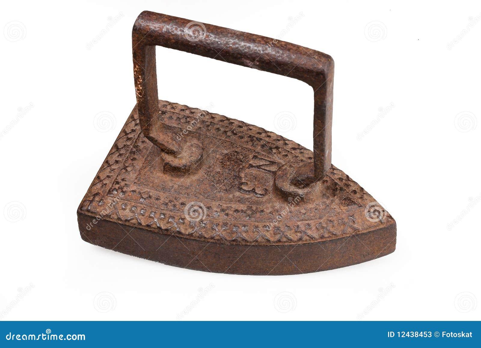Old Iron stock image. Image of handicraft