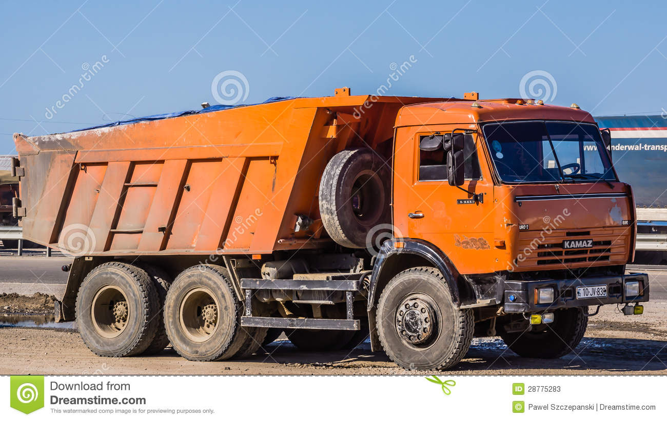 How to collect KAMAZ 94