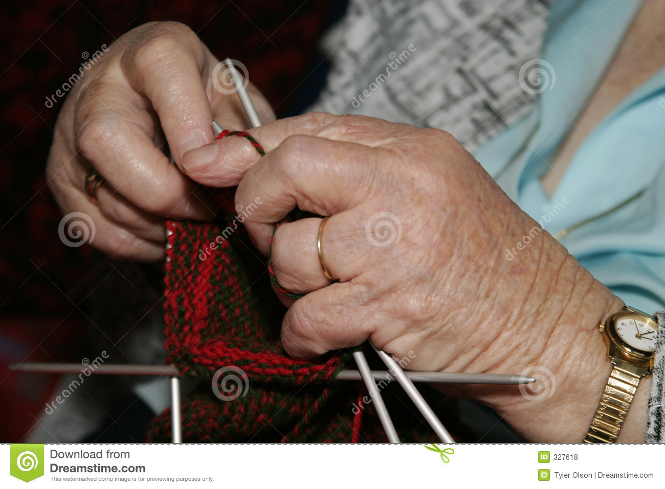 Knitting With Hands Only : Old knitting hands royalty free stock photos image