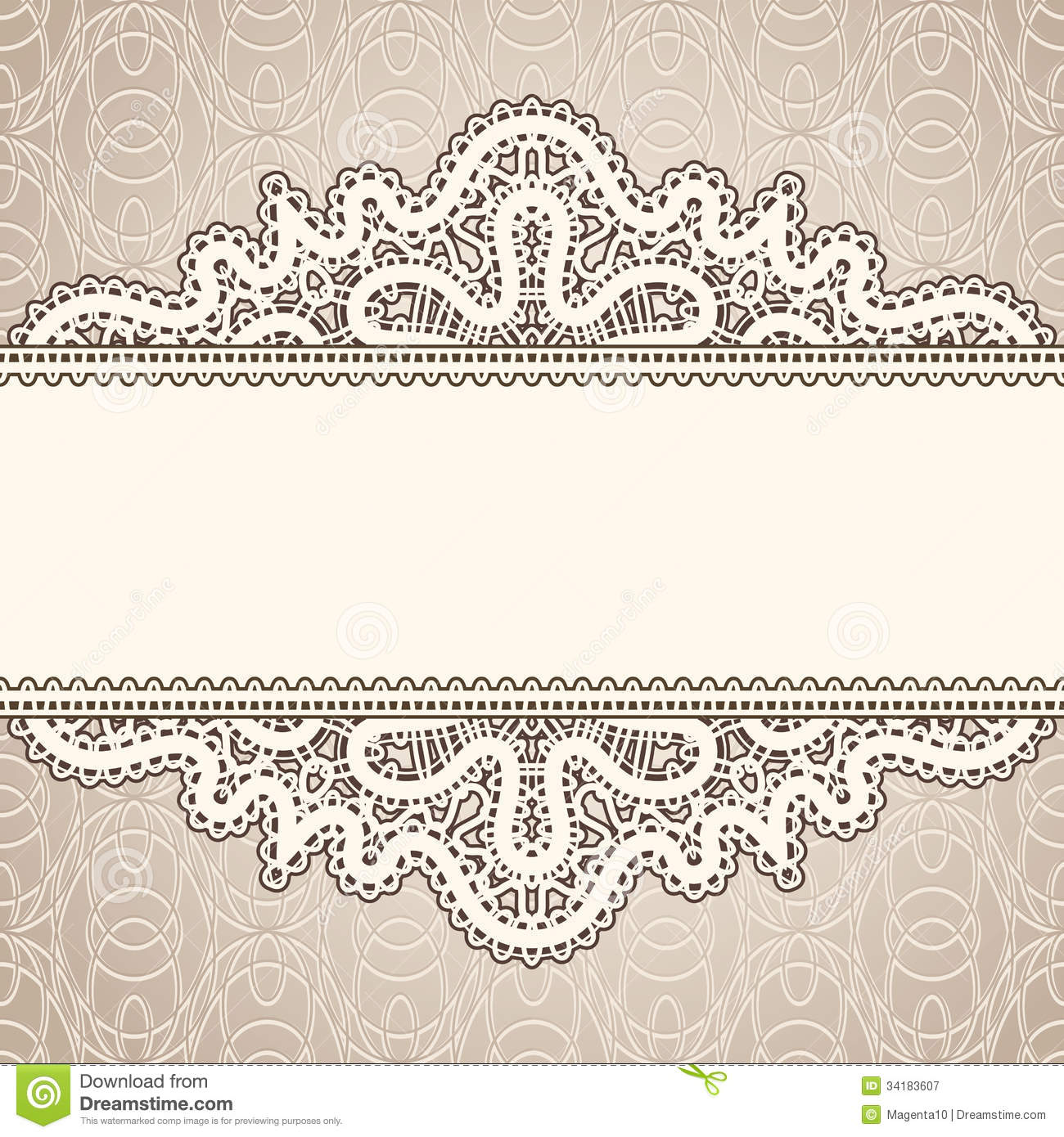 Old Lace Background Royalty Free Stock Photography - Image ...