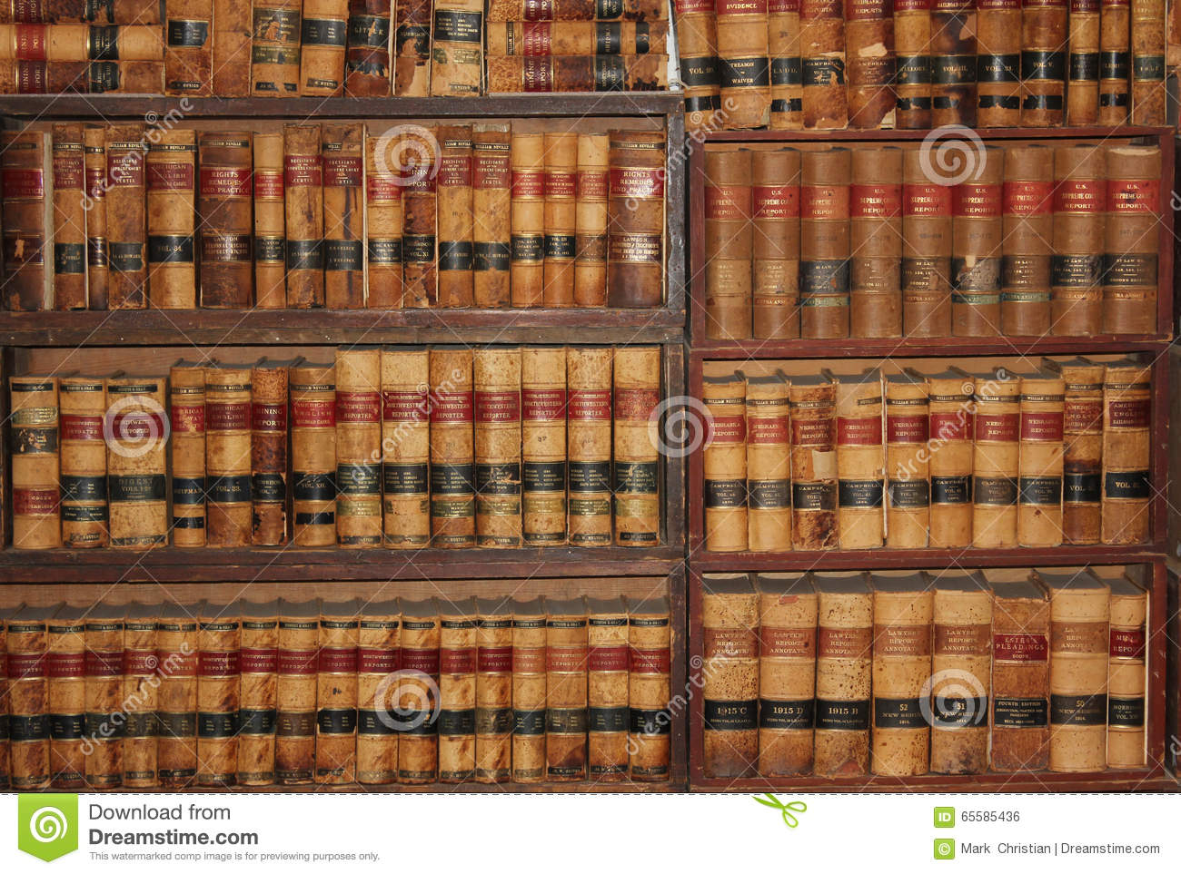 old law books from 1800 s stock photo image of court 65585436
