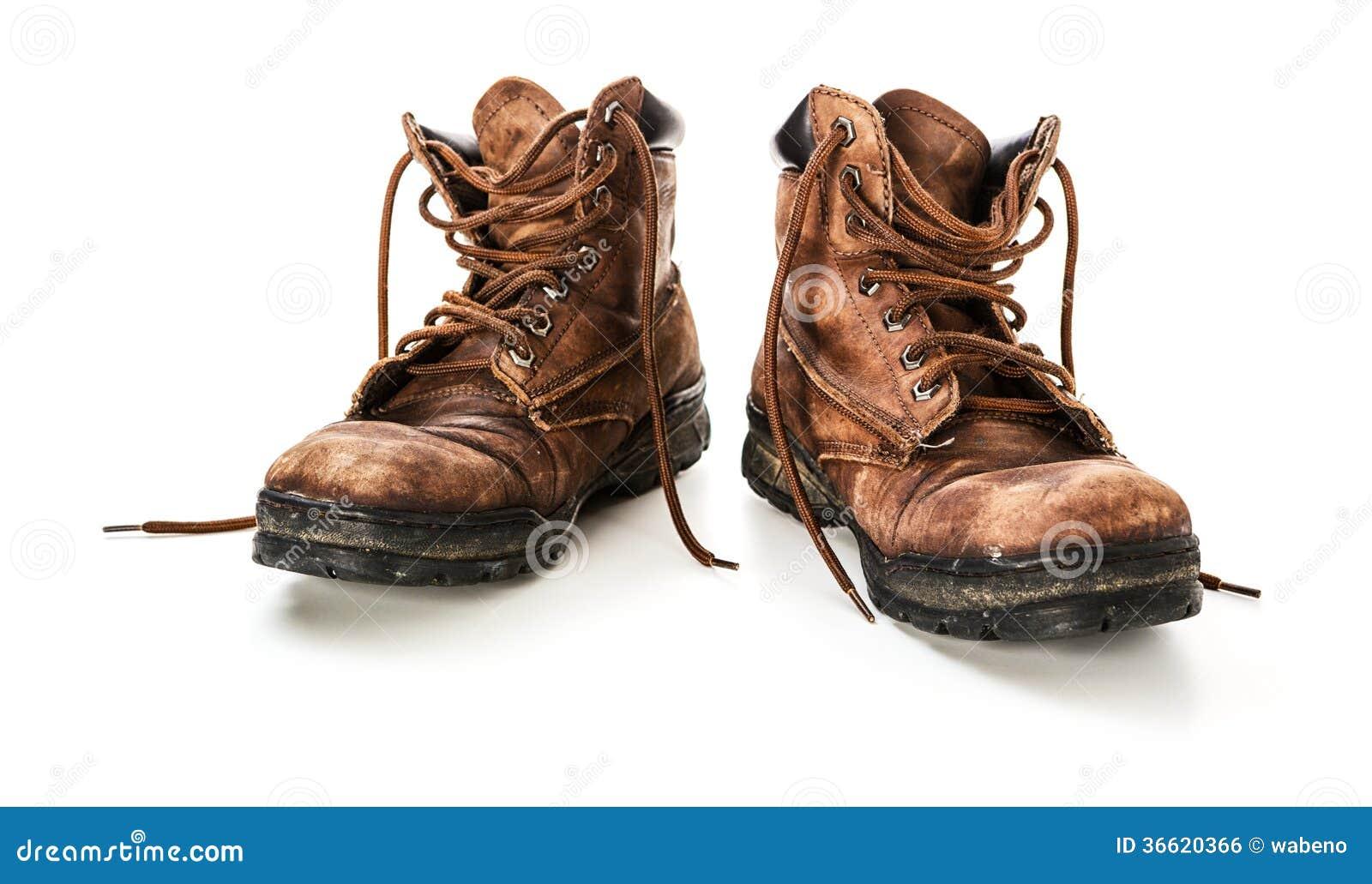 Walking Shoes Background