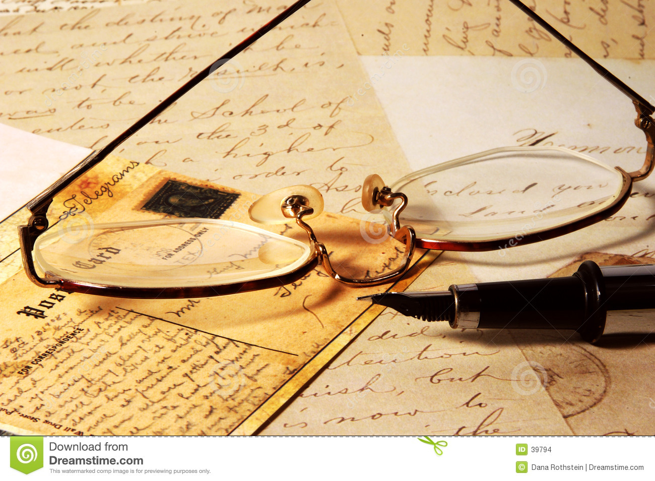 Old Letters 2