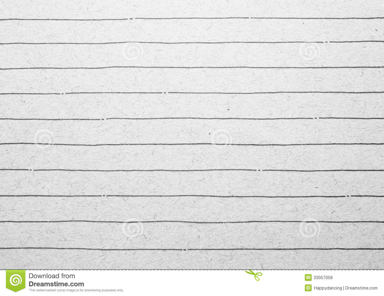 Old Lined Notebook Paper Background Royalty Free Stock