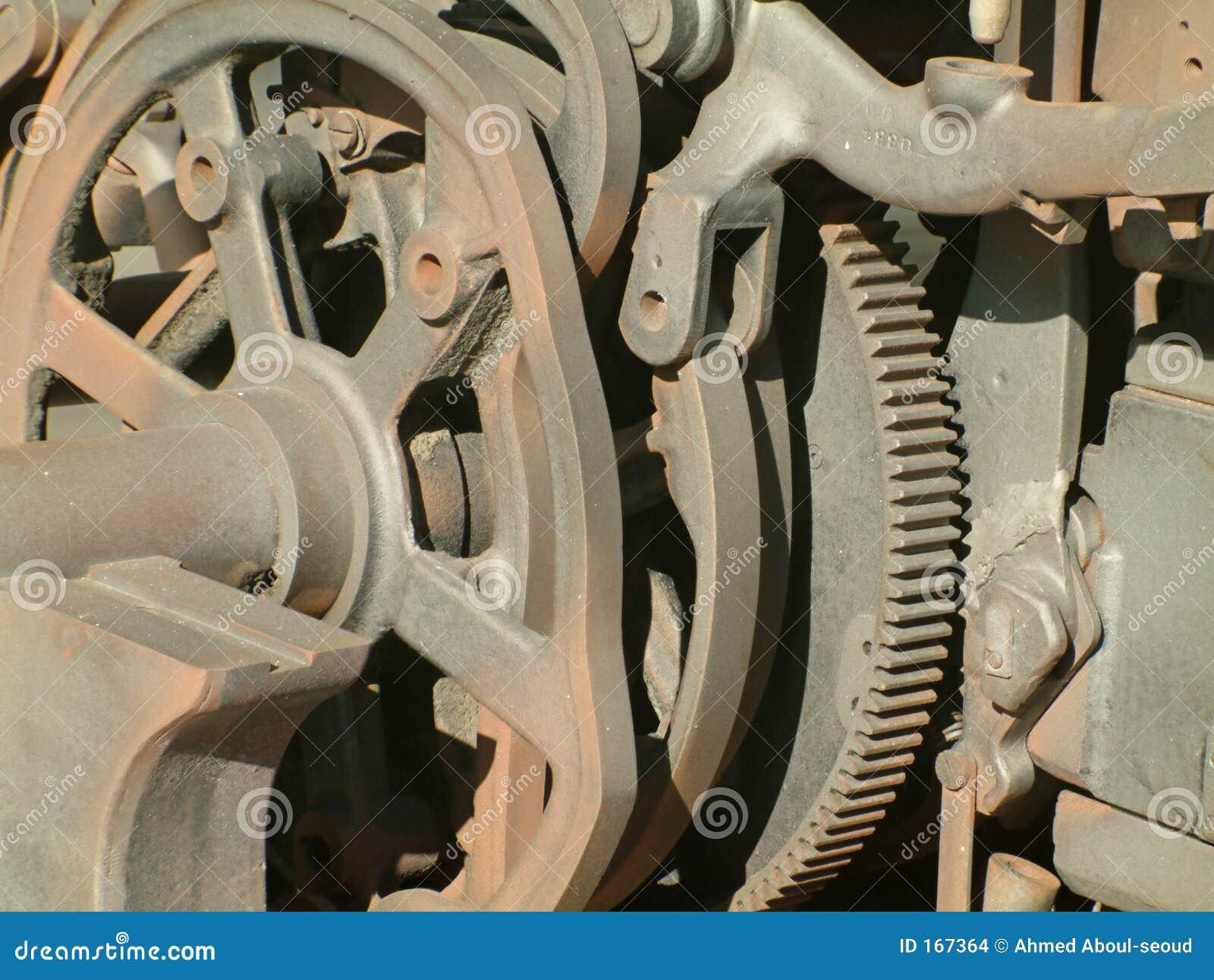 Old Machine Details