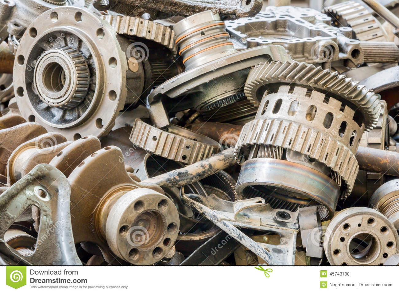 Hq Old Machinery Parts : Machine parts and hand stock image cartoondealer
