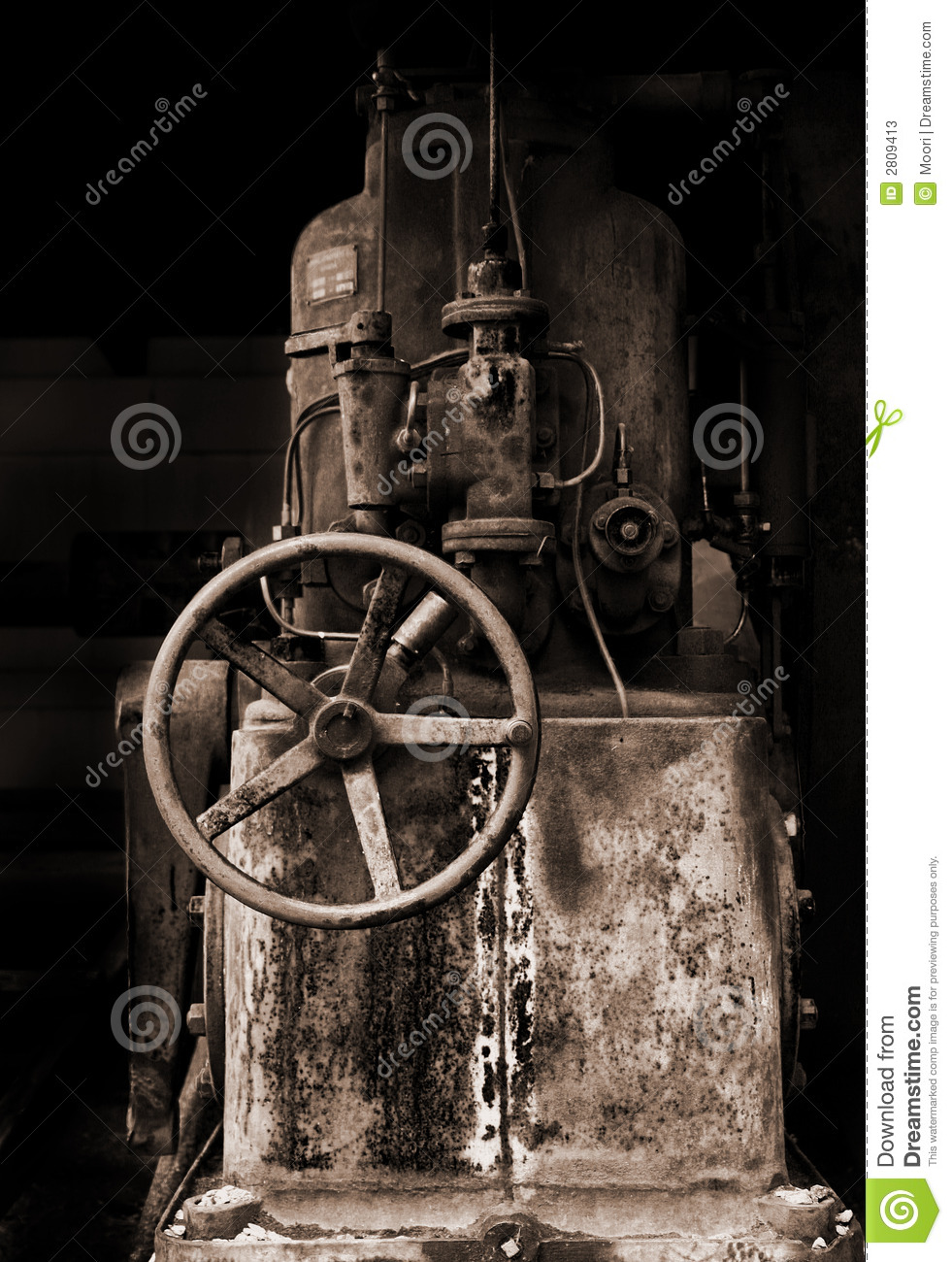 Old Machinery Stock Photos - Image: 2809413