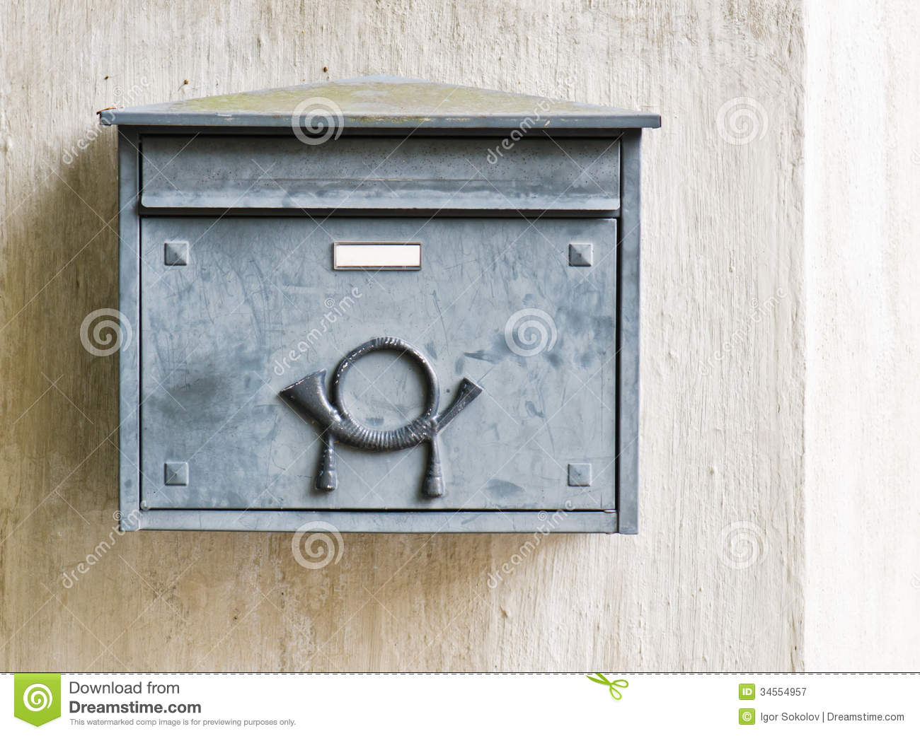 Old mailbox royalty free stock image for What to do with old mailbox