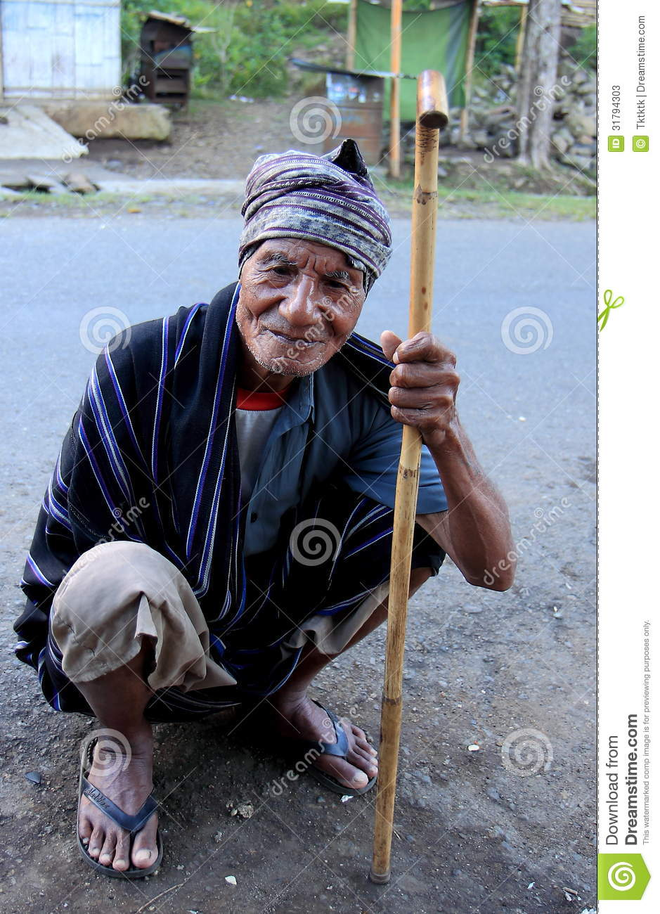 Old Indonesian man Editorial Stock PhotoIndonesian Men