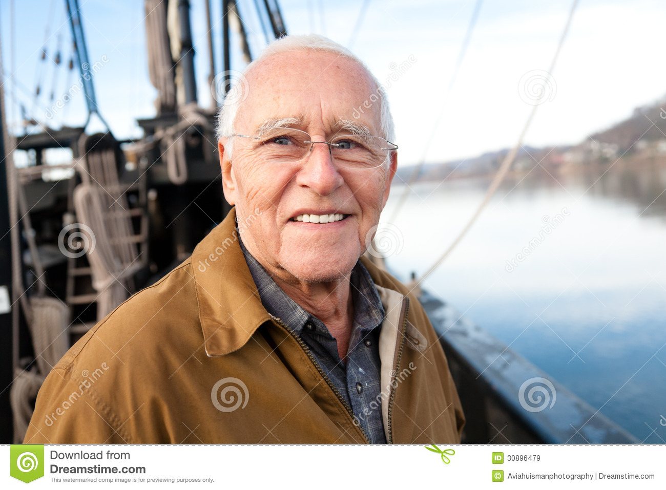 The Old Man On The Sea