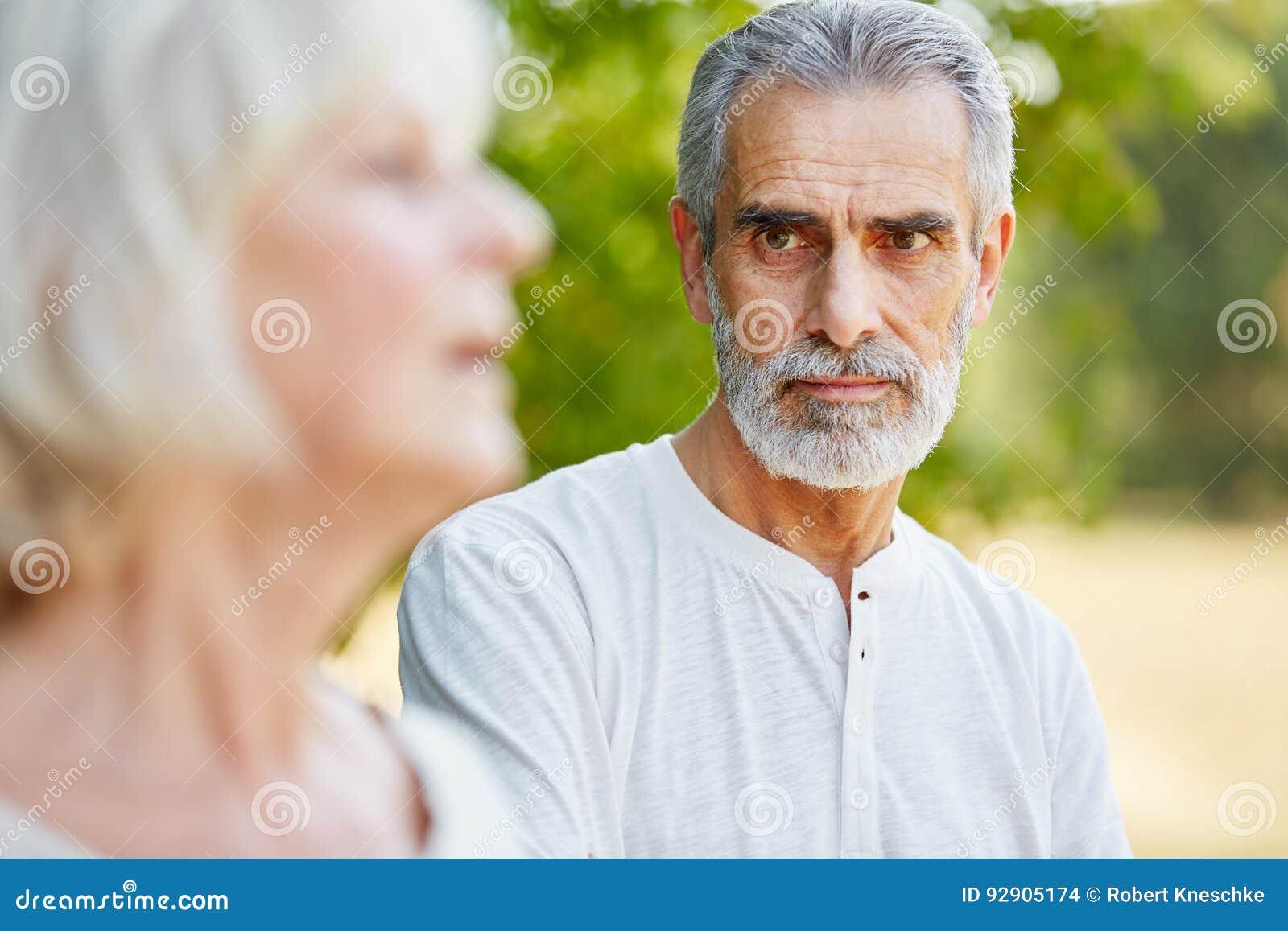Women staring at men