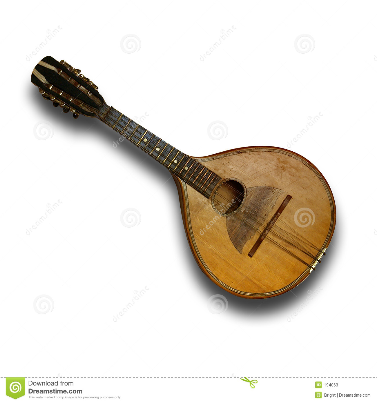 Old Fashioned Guitar