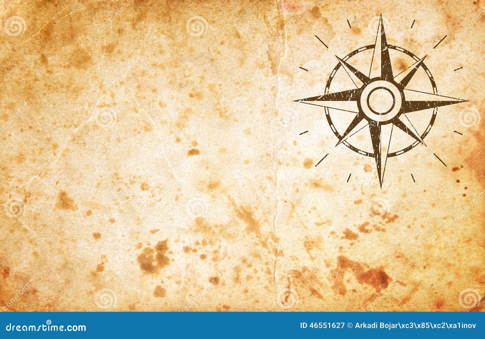 Old map stock image. Image of led, marin, blank, marine - 46551627 Old Map Background on