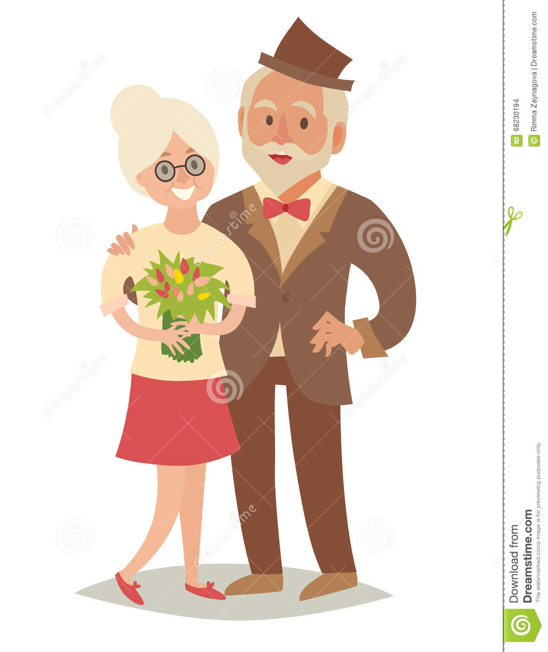 Old Men, Old Women In Love Lovely Happy Old Couple Happy -1798