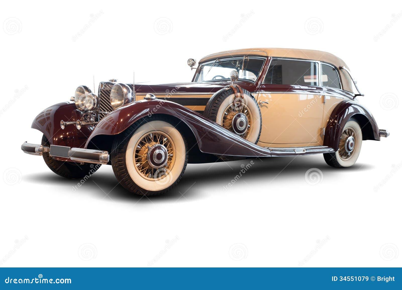 Old mercedes royalty free stock images image 34551079 for Mercedes benz old models