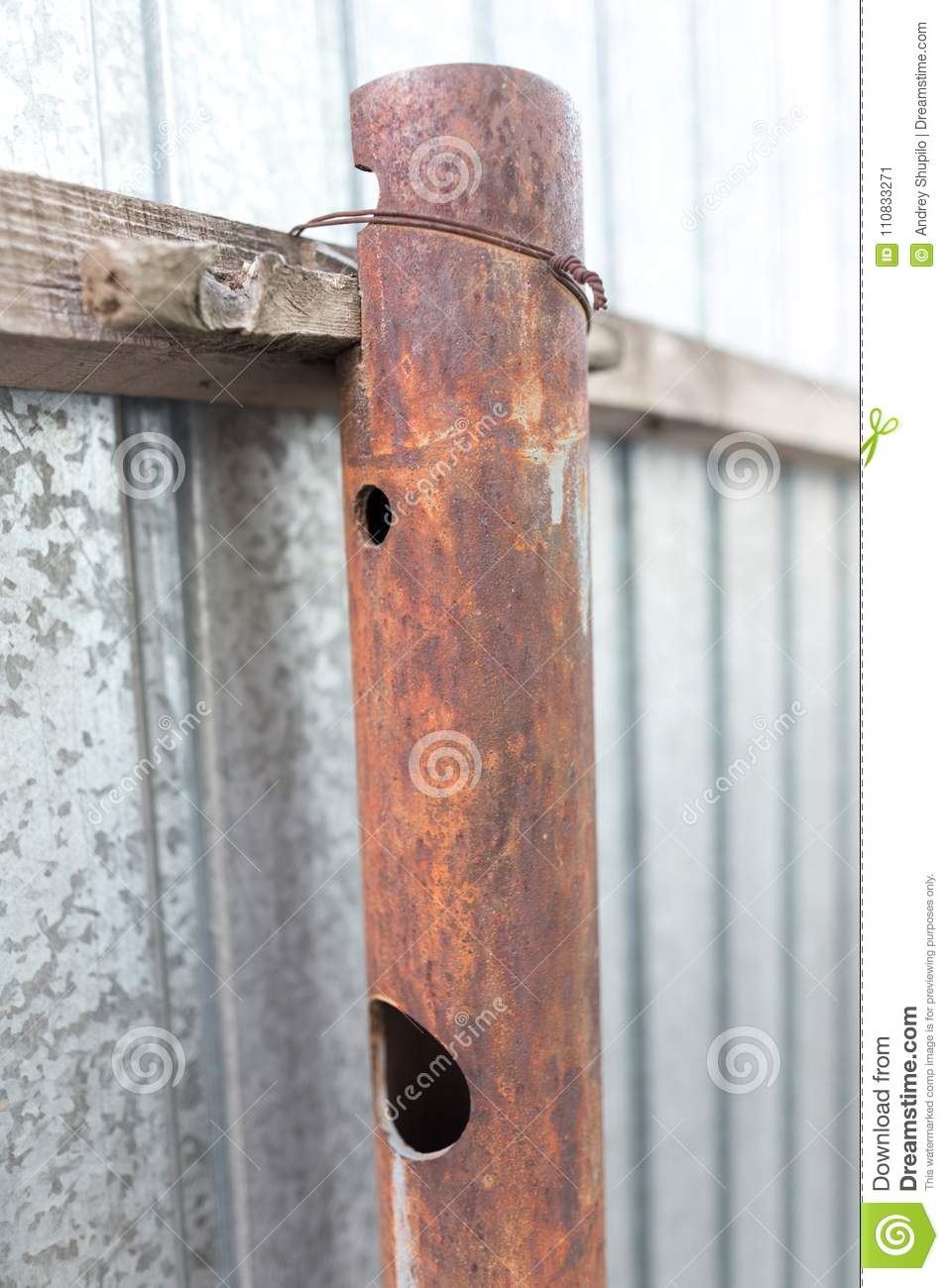 fortify rust cracked