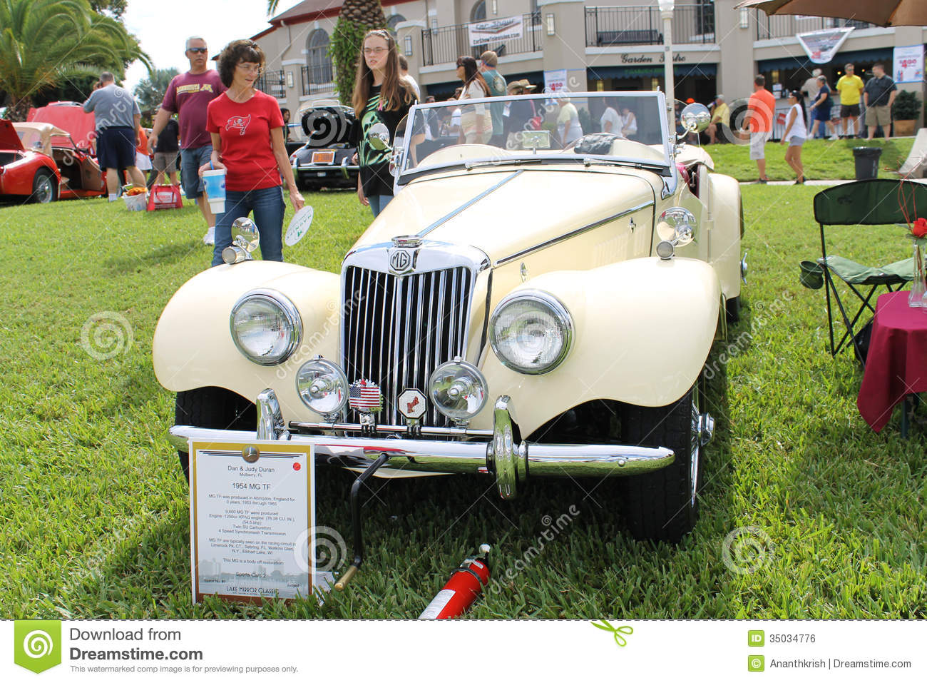 Old MG Car At The Car Show Editorial Photo Image Of Car Show - Mg car show