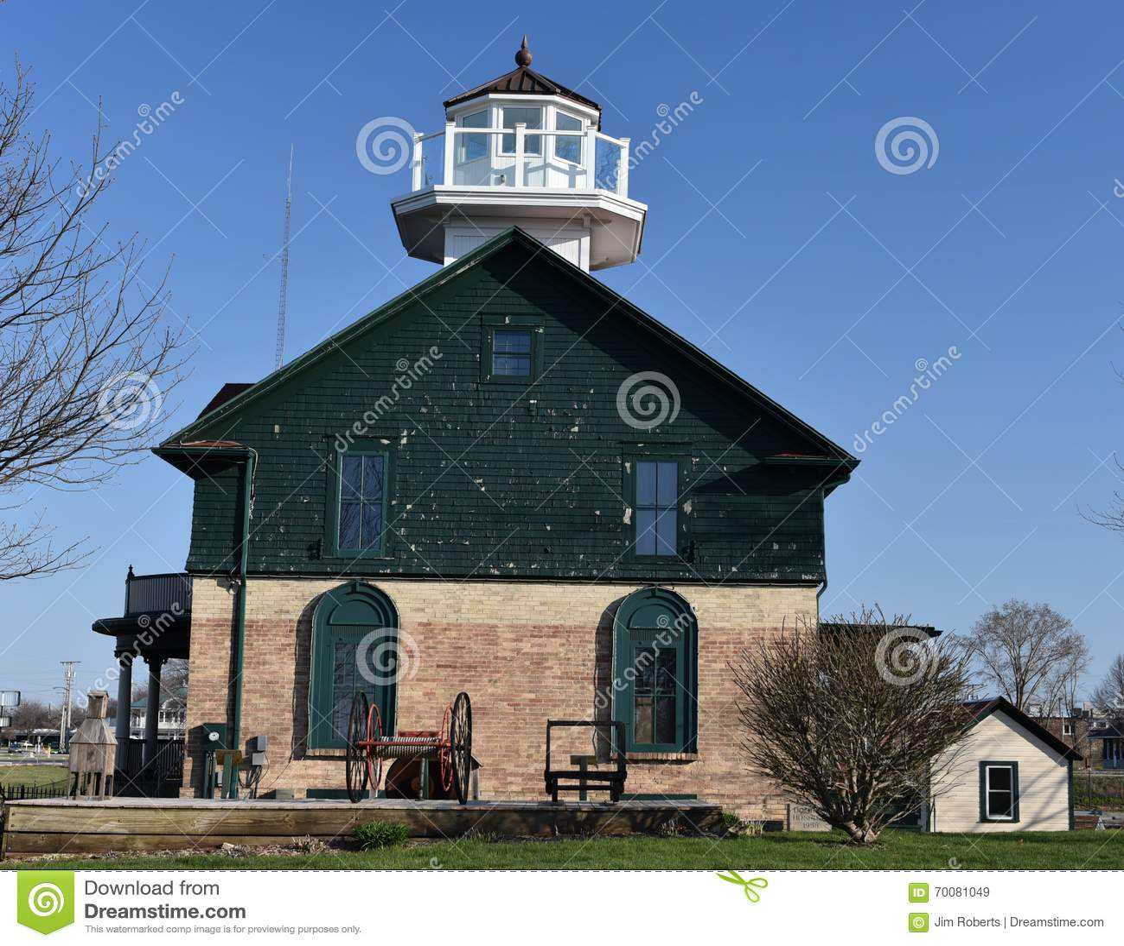 Old Michigan City Lighthouse