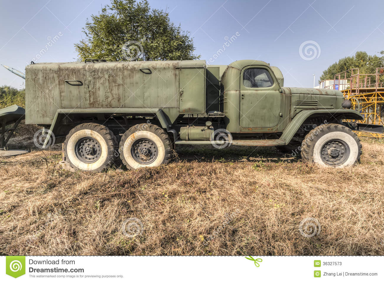 Old military truck stock image. Image of arms, white - 36327573