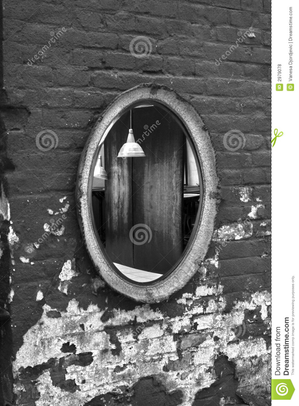 Old Mirror Royalty Free Stock Photos Image 2979078