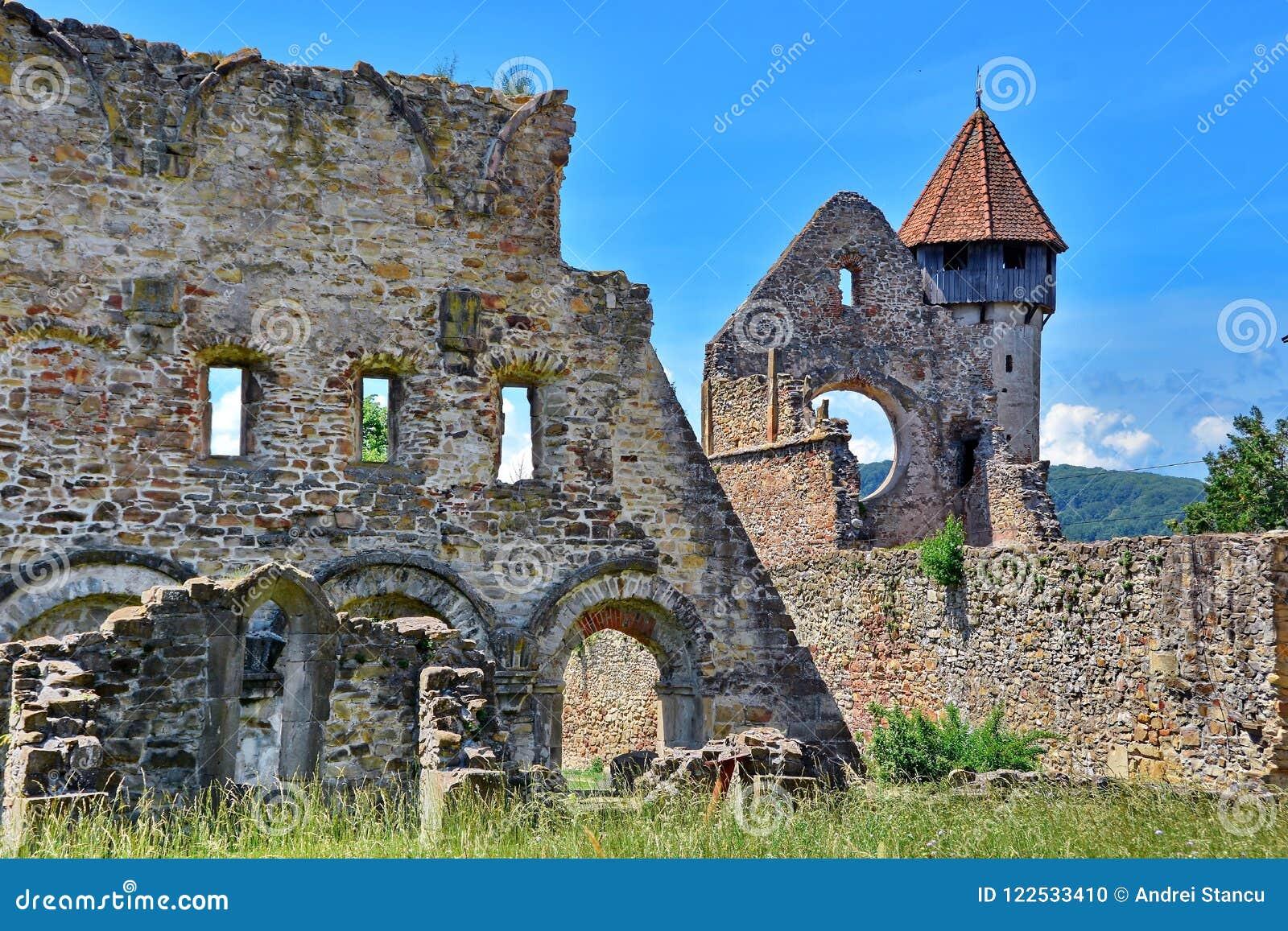 Old Monastery Romania