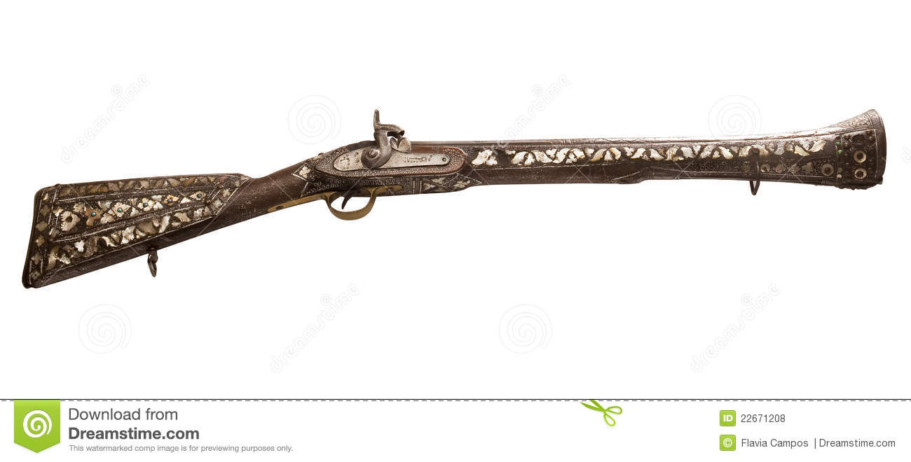 Old Musket 84