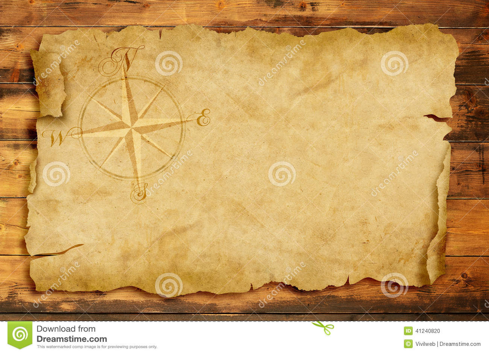 old nautical chart stock illustration  image of document