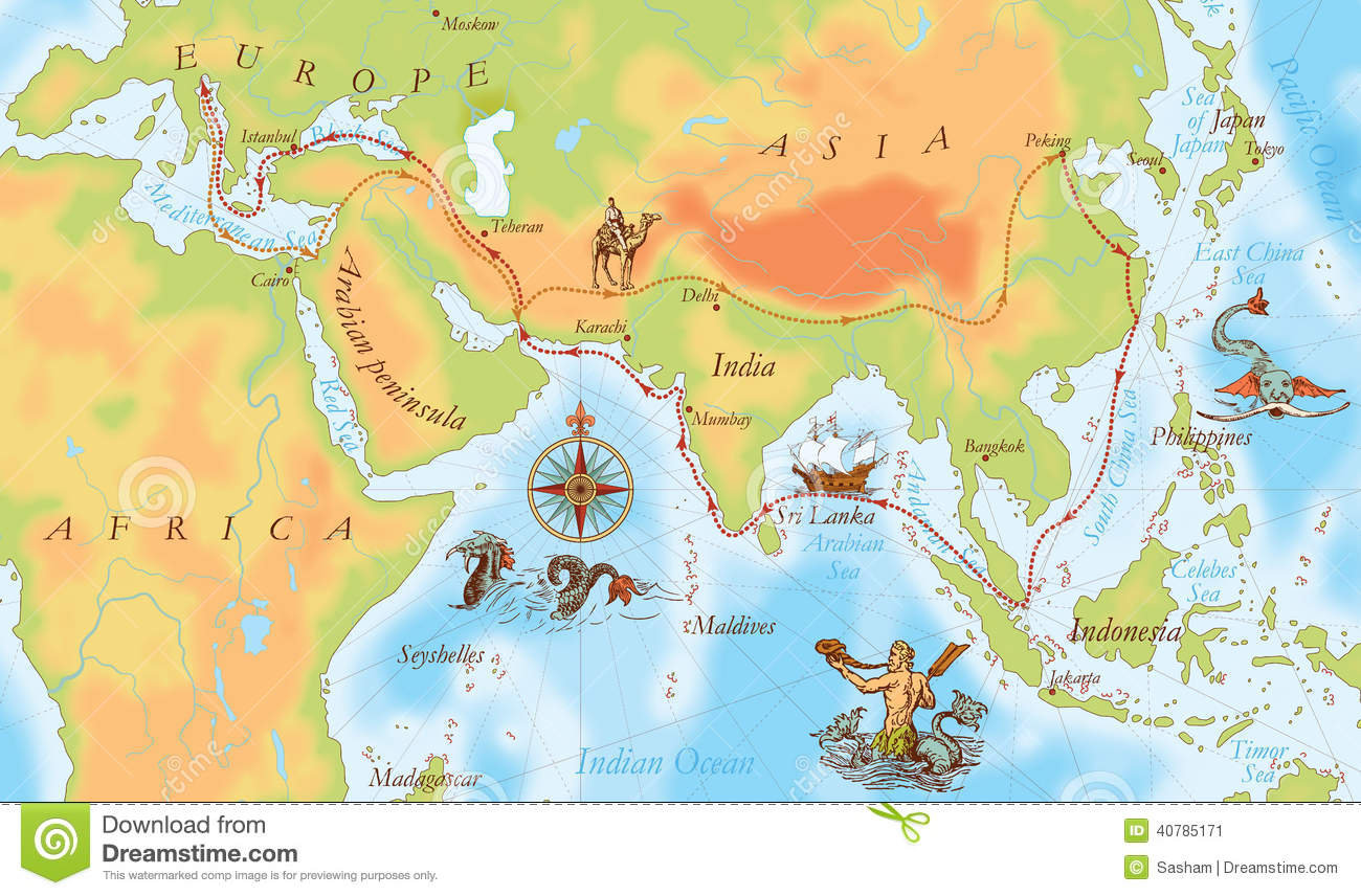 the impact of the journey of marco polo on the awakening of europe Politics & society history explorers and expeditions marco polo marco polos impact on there was nothing for china to learn from europe he journey was by.