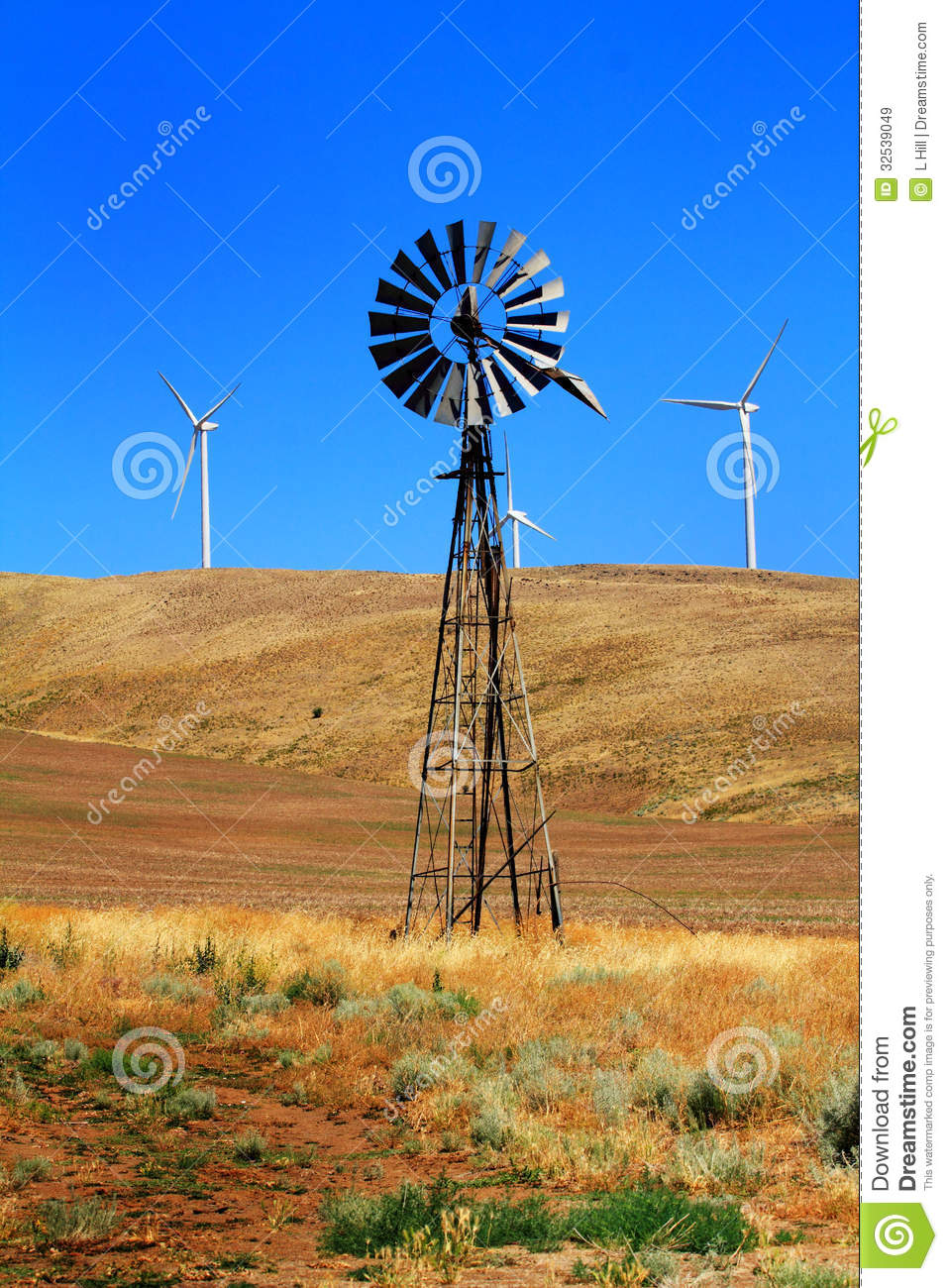 New Pioneer Travel >> Old And New Dependable Energy Royalty Free Stock Images - Image: 32539049