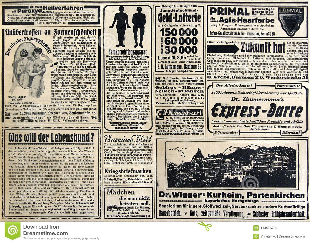 Newspaper Ads