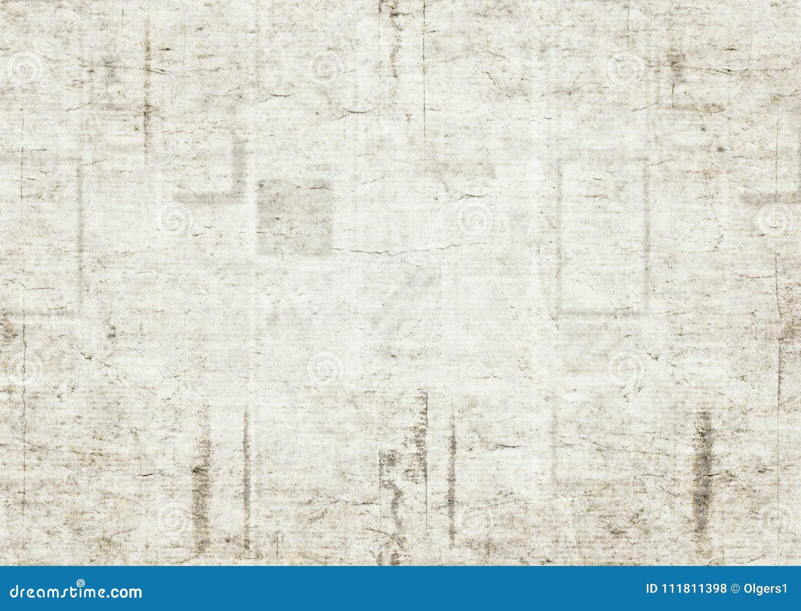 old newspaper texture background stock illustration - illustration