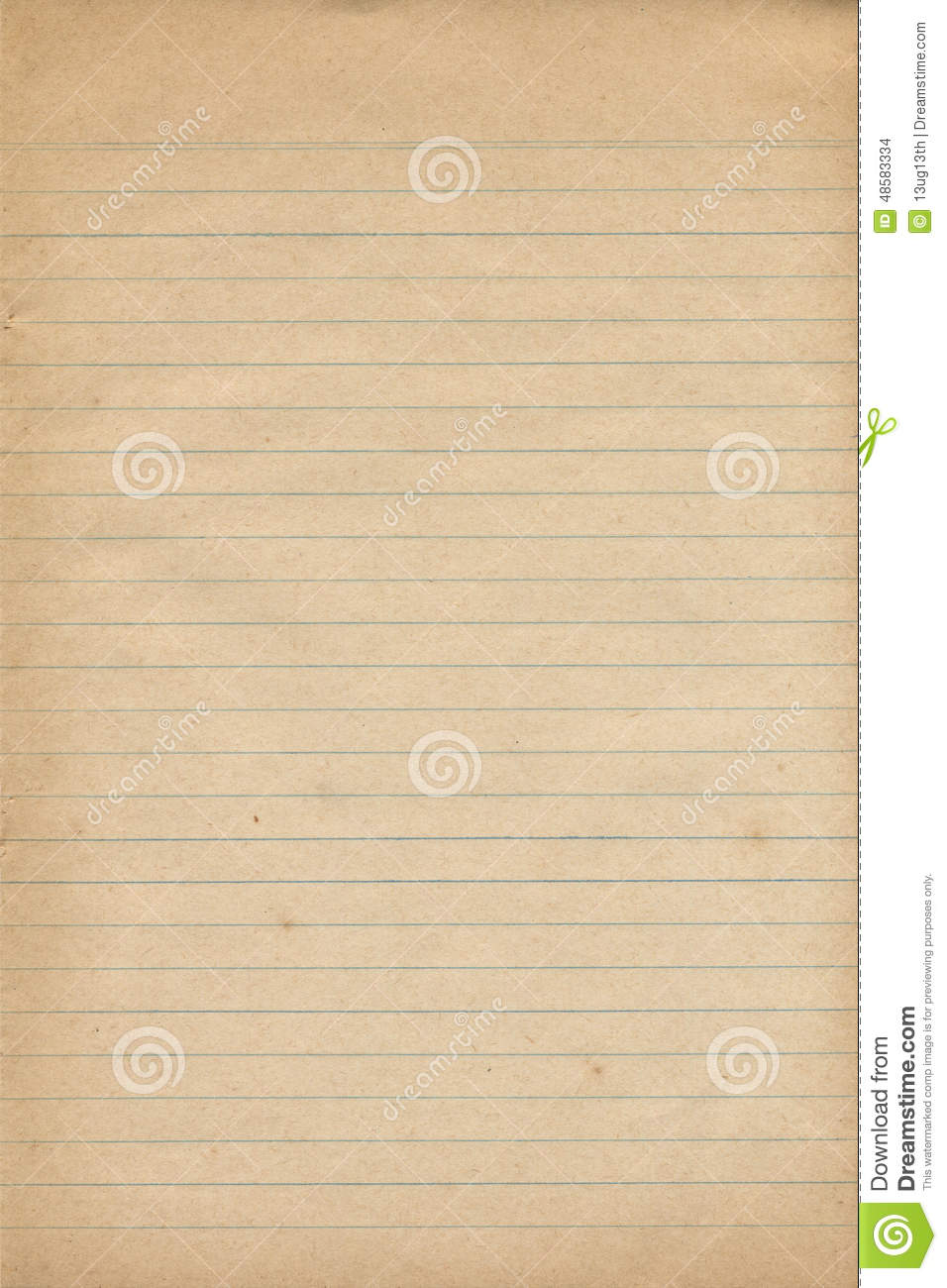 old notebook paper texture stock photo image of empty