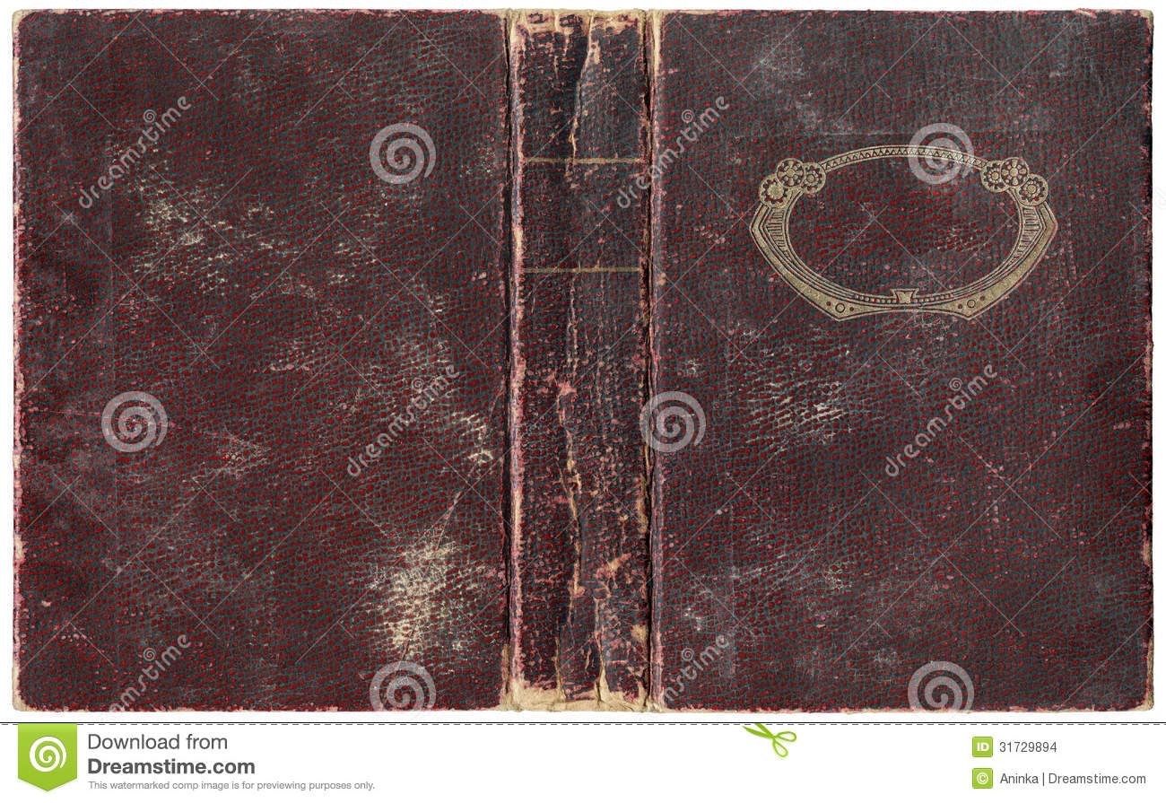 Book Cover Material Xl : Old open book stock images image