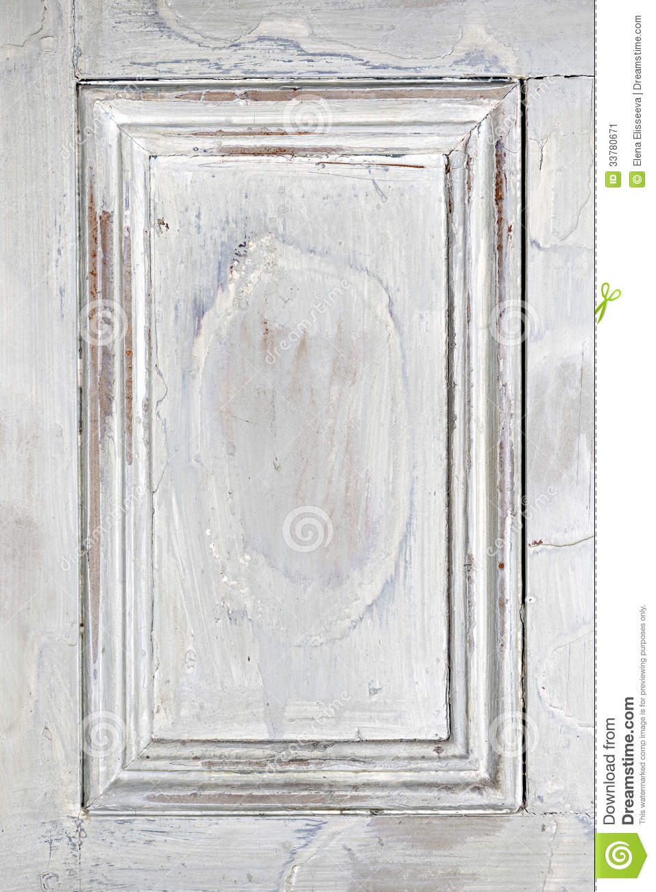 Old Painted Wood Background With Frame Stock Image - Image of brown ...